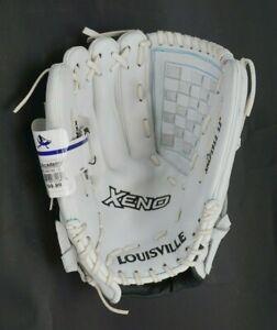 "Louisville Slugger XENO 12"" Left Handed Throw Fielder's Baseball Glove XNLF1912"