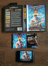 RARE 1993 SEGA MEGA DRIVE STREET FIGHTER II SPECIAL CHAMPION EDITION GAME PAL