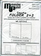 TASCA  FOLDER VIP K211 4 ANTE/ 8 FACCIATE  - DITTA MASTERPHIL
