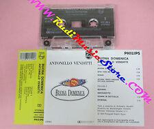 MC ANTONELLO VENDITTI Buona domenica 1979 holland PHILIPS no cd lp vhs dvd