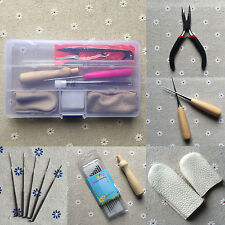 NT Needle Felting Starter Kit Wool Felt Tools Mat Needle Accessories Craft Set