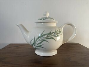 Rare Early Emma Bridgewater Willow Pattern 1998 4-Cup Teapot