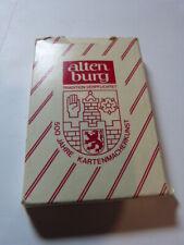 jeu de 32 cartes alten burg, AZUR   (cp10)