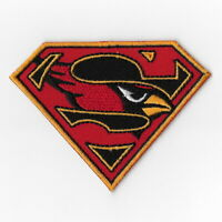 Arizona Cardinals [T] Iron on Patches Embroidered Badge Patch Applique Sew FN