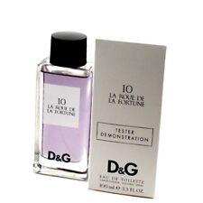 Dolce & Gabbana La Roue De La Fortune 10 3.3oz EDT tester