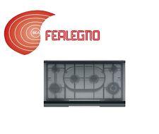 COPERCHIO PIANO COTTURA ELECTROLUX REX 90CM LINEA SOFT VETRO FUME' ART.CO-S90N
