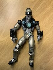 Marvel Legends Iron Man Gray And Blue Action Figure