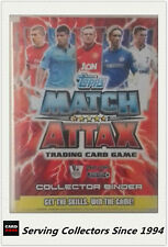 2012-13 Match Attax Card Game Collectors Card Album (Pages + Bonus Pack)