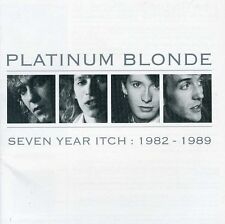 Platinum Blonde - Seven Year Itch: 1982-1989 [New CD] Rmst