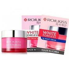 Rojukiss White Poreless Day +Night Cream Reduce Deep facial dark spots skin 45ml