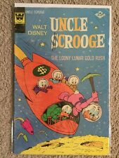 WALT DISNEY'S UNCLE SCROOGE LOONY LUNAR GOLD RUSH MAY 1964 whitman