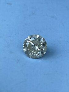 Lose natürliche Diamant Rund 1.00 Ct VS1 G Farbe