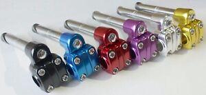 BMX Old school power stems - 6 colours
