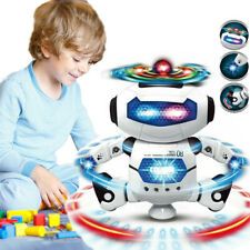 Toys for Boys Electric Robot Kids Toddler 3 4 5 6 7 8 9 Year Age Boys Xmas Gift