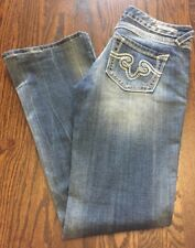 REROCK For Express Women's Boot Jeans Size 4 #343