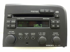 CD Changers for Volvo Cars