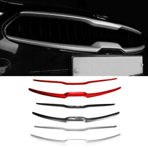 Front Hood Grille Garnish 2p for 2019 2020 Kia Forte K3