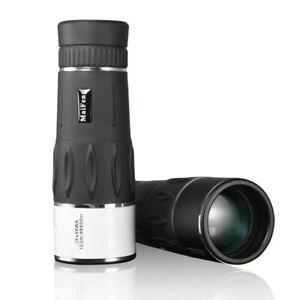 Portable HD 35x95 Dual Focus Zoom Optical Lens Monocular Telescope   Clear Visio