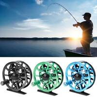 Ice Fly Fishing Reel Metal Wheel 1:1 2+1BB Left Right Hand Saltwater Freshwater