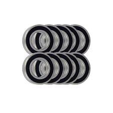 Pack de 10 6905 61905 25x42x9mm 2RS mince section deep groove ball bearing