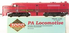 Proto 2000 HO Lehigh Valley #609 Alco PA Red Passenger Engine DCC Motor Only OB
