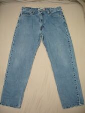 Mens Levi's 550 Jeans Relaxed Fit size W36 L32