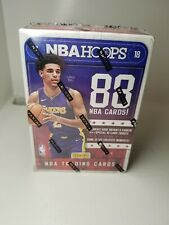 NBA Basketball 2017-18 NBA Hoops Trading Card BLASTER Box [11 Packs]