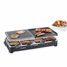 Severin Raclette Party Grill With Natural Stone 1500W German Quality Genuine NEW
