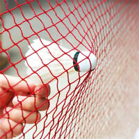 Green/Red Height Badminton Volleyball Tennis Beach Net Set Games  Indoor Outdoor