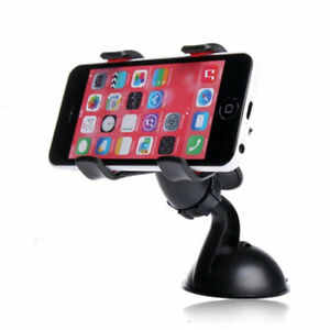 Universal-Mobile-Phone-Car-Windscreen-Suction-Mount-Houlder For All Types Phones
