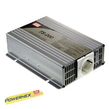 [POWWENEX] MEAN WELL NEW TS-200-124A 24V 10A 200W 110VAC DC-AC Power Inverter A