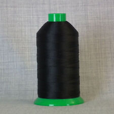 Black Strong Bonded Nylon 20s 1 500m Heavy Duty Leather Craft Repair 20 TKT Sew