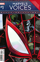 Marvels Voices #1 Variant Cover Miles Morales Marvel