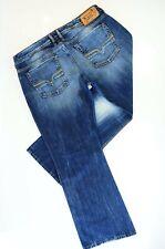 Diesel Zathan Jeans W38 L30 Wash 008B9 REGULAR BOOTCUT 38W 30L
