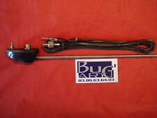 VW Cox / Combi : Antenne Latérale Chrome 1 point 15-398