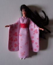 McDonald's 1995 Barbie Dolls of the Word Japan japanese geisha happy meal toy