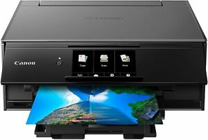 Canon TS9120 Wireless Printer with Scanner and Copier: Mobile and Tablet Printin