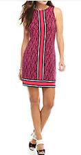 Michael Kors Printed Sleeveless Dress Size S