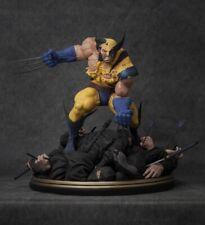Resinworx Wolverine Ninja Statue Sculpt Art Nt XM Sideshow Prime 1 Marvel X-Men