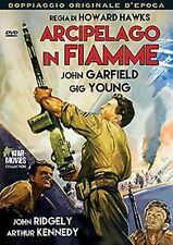DvD ARCIPELAGO IN FIAMME ( 1943) ** A&R Productions ** ......NUOVO