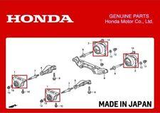 GENUINE HONDA DIFFERENTIAL MOUNT SET HONDA S2000 AP1 AP2 F20C F22C