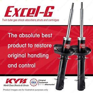 2 x Front KYB EXCEL-G Strut Shock Absorbers for VOLKSWAGEN Beetle 1Y 9C l4 DT4