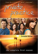 Private Practice ALL Seasons 1-6 DVD Set Complete Series TV Show Collection Lot