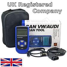 VAG Super Com Professional Code Reader VW/AUDI OBDII Scanner Tool OBD OBD2 UK