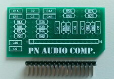 BSS FDS-360 & PN Audio Products AC23-VL Blank Frequency Card