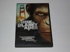 Rise of the Planet of the Apes Dvd with James Franco