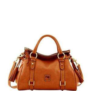 NEW Dooney & Bourke 8L980 NA Small Satchel (Natural) FREE SHIPPING