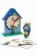LEGO® Time Teacher Boy Kids Minifigure Link Watch & Constructible Clock Ages 6+