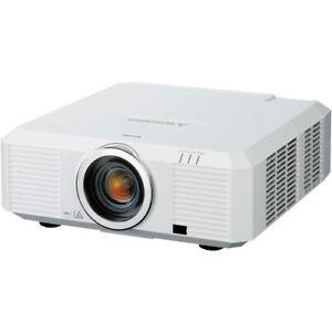 Mitsubishi WL7200U LCD Projector 1280x800 WXGA 2000:1 5500 lumens HDMI VGA DVI