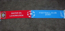 Bayer Leverkusen/Zenit San Petersburgo Bufanda